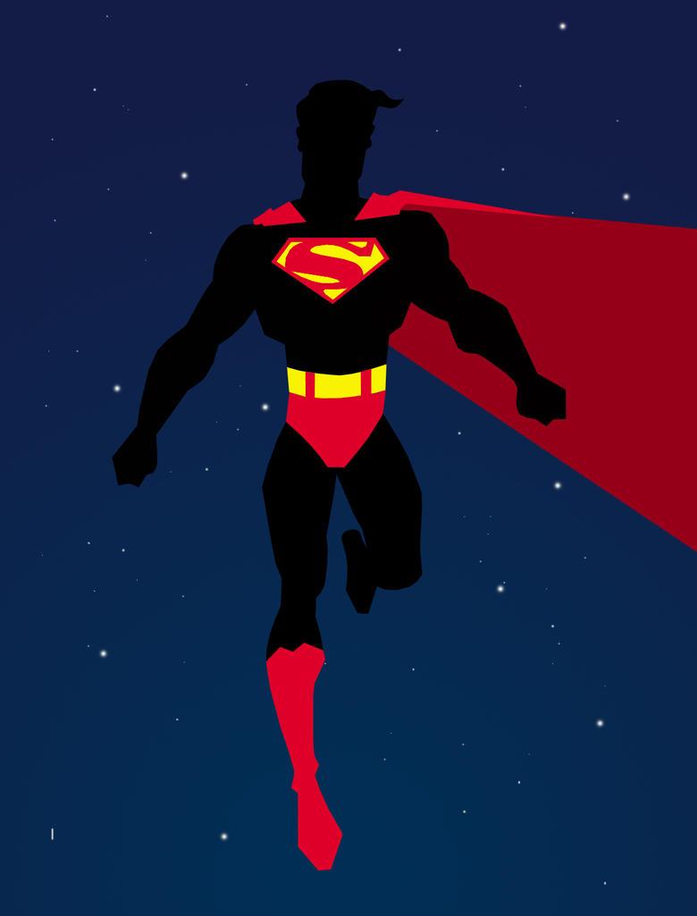 It's Superman by FAH3