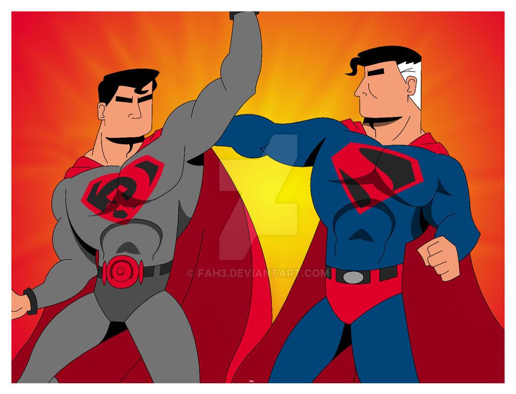 Super v Super by FAH3