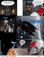CC's The Batman by FAH3