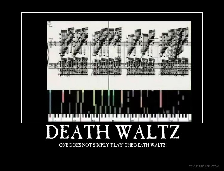 Faerie's aire and death waltz