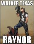 Walker Texas RAYNOR