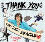 Thank you very much Kubo-Sensei