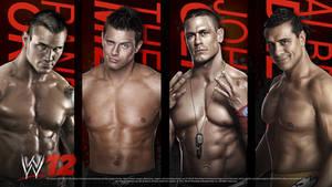 WWE 12' - Wallpaper