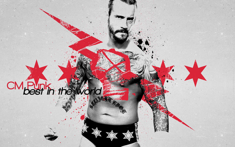 Cm punk wallpaper by findmyart on deviantart cm punk wallpaper by findmyart voltagebd Choice Image