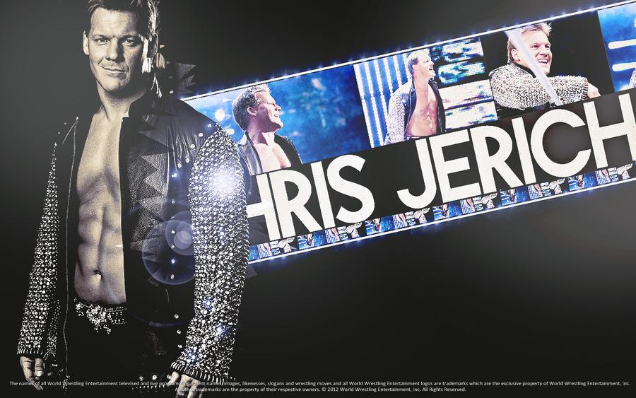 Chris Jericho 2012 Wallpaper by findmyart