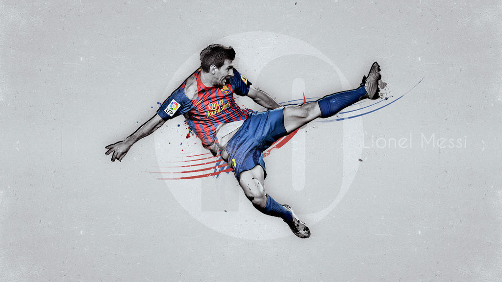 Messi Wallpaper by findmyart