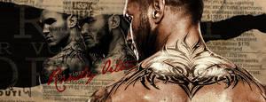 Randy Orton Poster