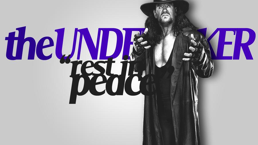 The Undertaker (txt.V) by findmyart