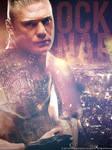Brock Lesnar - Poster