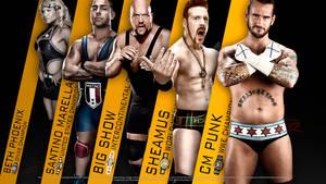 WWE Champions - Wallpaper