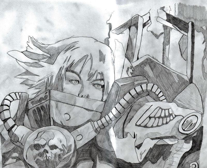 Sister of Battle by MrRakky