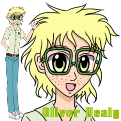 Oliver Healy