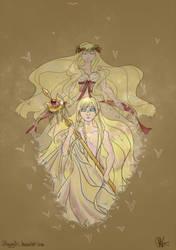 Magi--Inheritance by SAmaryllis