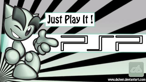 Just Play It by deJeer