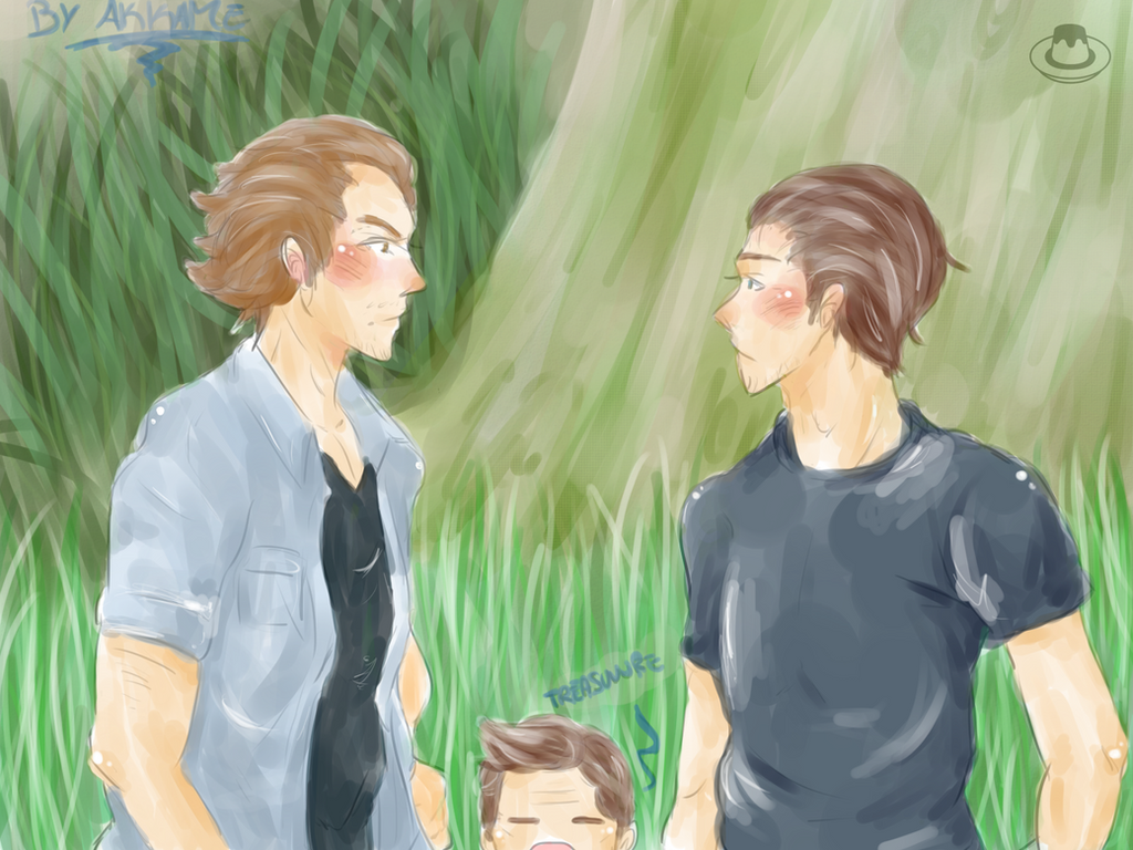 Uncharted 4 sam and rafe by akkame on deviantart