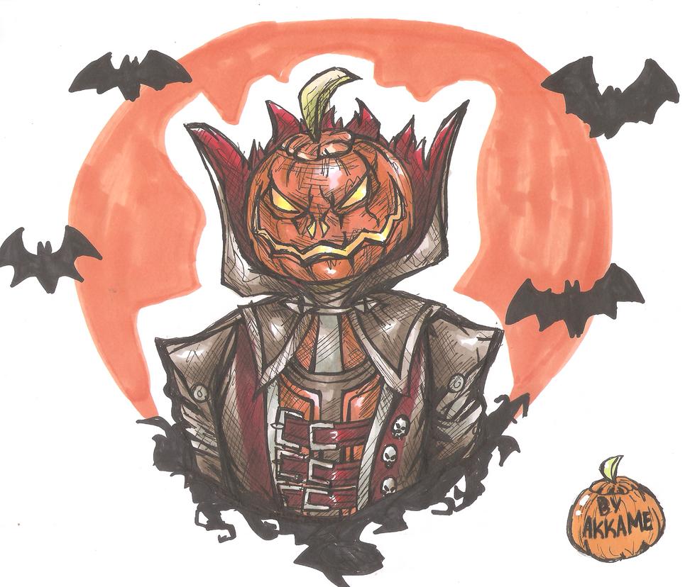 overwatch reaper halloween terror by akkame - Reaper Halloween