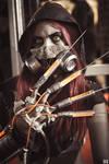 Scarecrow - Batman: Arkham Asylum I