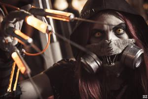 Scarecrow - Batman: Arkham Asylum III by FlorBcosplay