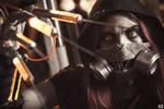 Scarecrow - Batman: Arkham Asylum III