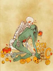 vitamin C by Sakebi-chan