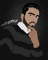 First Vector Art by pr0jectile