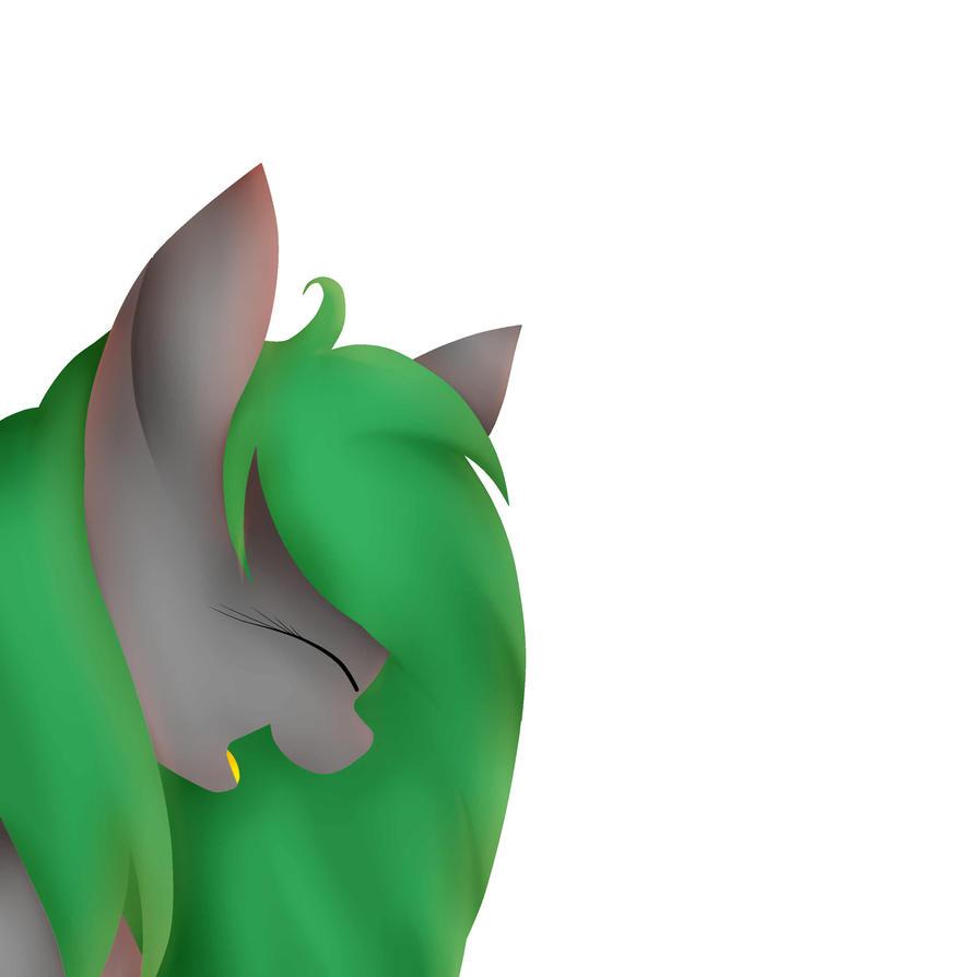 Toxic Ivy Random Headshot by I-am-Ayla-Cat