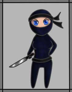InvisibleNinjaGirl's Profile Picture