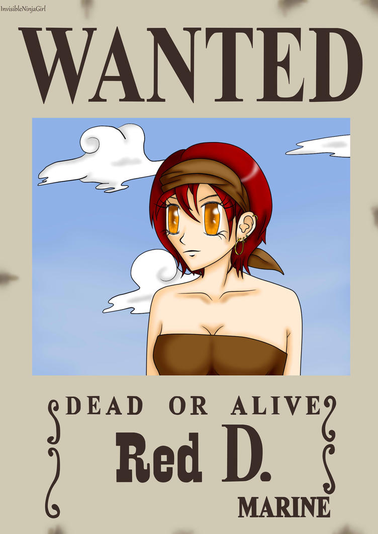 Wanted! by InvisibleNinjaGirl