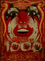 House of 1000 corpses poster by SamRAW08