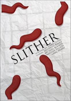 Slither Vector Poster