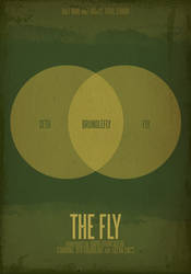 The Fly Poster by SamRAW08