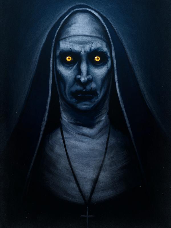 Conjuring 2 Valak