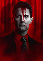 Special Agent Dale Cooper by SamRAW08