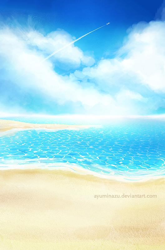 Before Summer Ends by AyumiNazu
