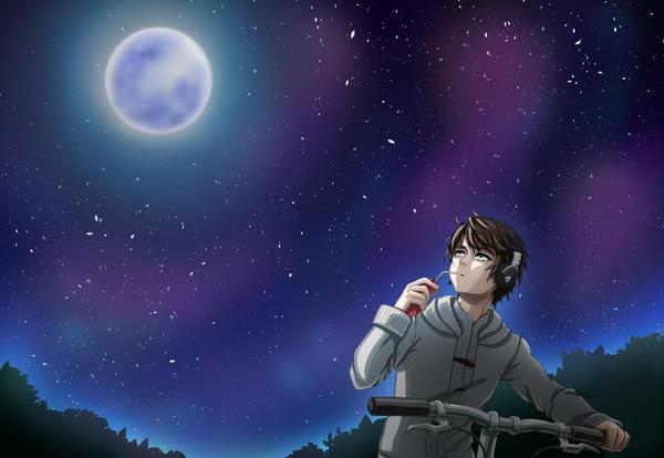Bright moon~ by Lerilith