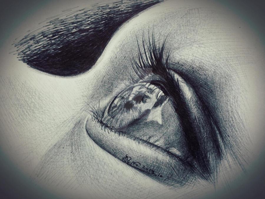 gazing by jilgoksh