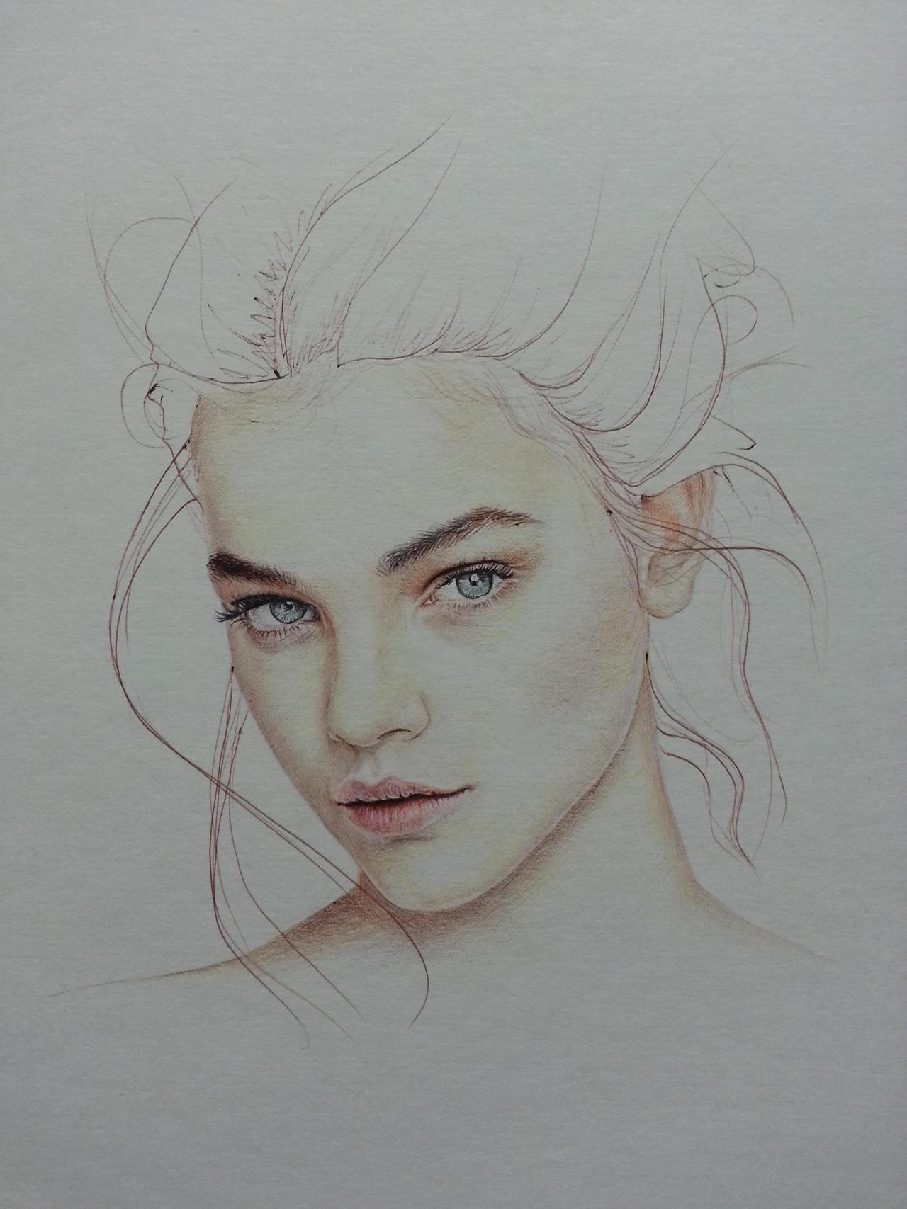 Barbara Parlvin by jilgoksh