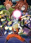 Dragon Ball: FighterZ - Concept Art #2