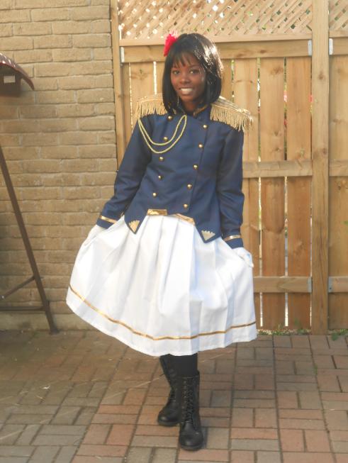 female cosplay Hetalia japan