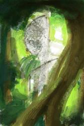Botanical Gardens colour study by zimeatworld