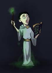 Wizardy stuff by zimeatworld