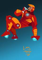 Iron Man by zimeatworld