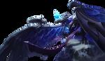 Anivia blackfrost Render by SilentLipz