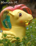 MLP Skydancer 1983 Toy by LittleYoungOne