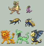 Even MORE Pokemans