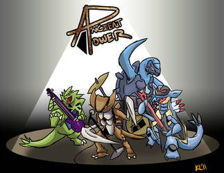 Rock Band -- Ancient Power by Tari-Idril