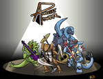Rock Band -- Ancient Power