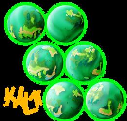P1 -- The Green Moon by Tari-Idril