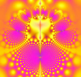 Psychedelic Nature of Love by Fractal-Kiss