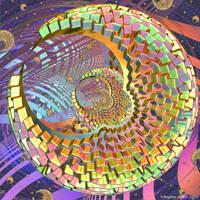Joy Planet by Fractal-Kiss